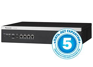 Решение для крупного бизнеса - платформа унифицированных коммуникаций  KX-NSX от Panasonic