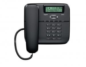 Gigaset DA610 RUS Black (Проводной телефон)