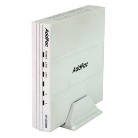 Add Pac AP-GS1001B - VoIP-GSM шлюз, 1 GSM канал, SIP, H.323, CallBack, SMS. Порты 1xFXS, Ethernet 2