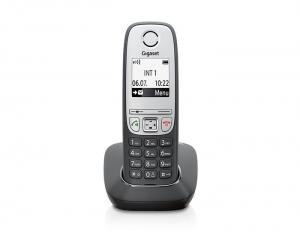 Gigaset A415 А  RUS Black (Беспроводной телефон DECT)